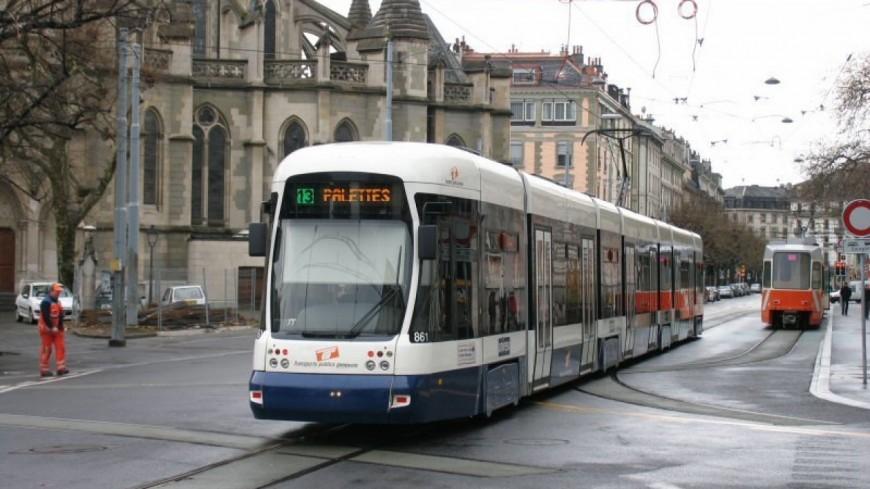L'extension du tram de Bernex démarre à Genève
