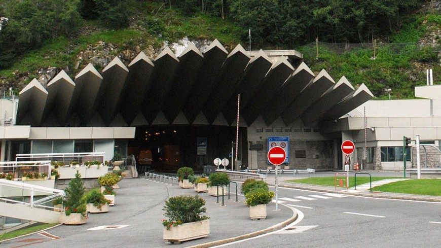 Attention aux abords du tunnel du Mont-Blanc