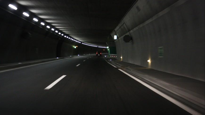 Le tunnel du Vuache fermé la nuit sur l'A40