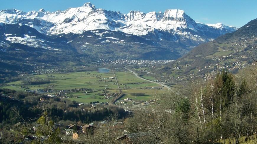 La pollution se maintient dans la vallée de l'Arve