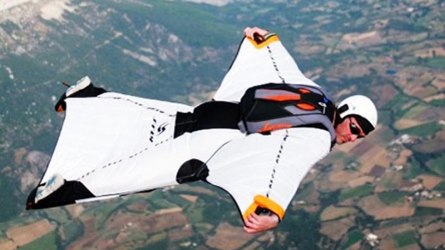 Nouvel accident mortel de wingsuit en Haute-Savoie