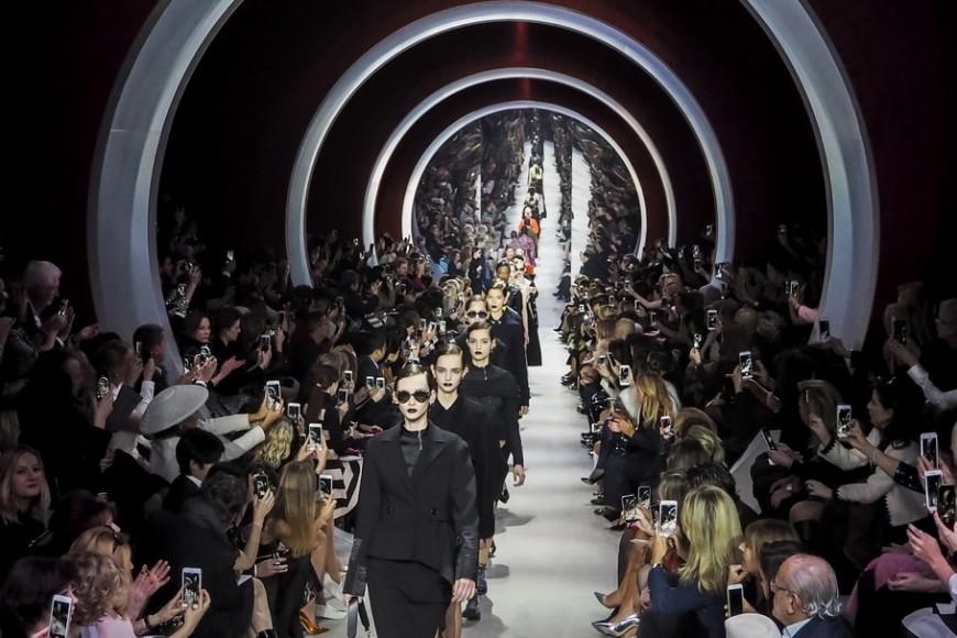 Du beau monde était présent pour cette nouvelle édition de la Fashion Week à Paris !