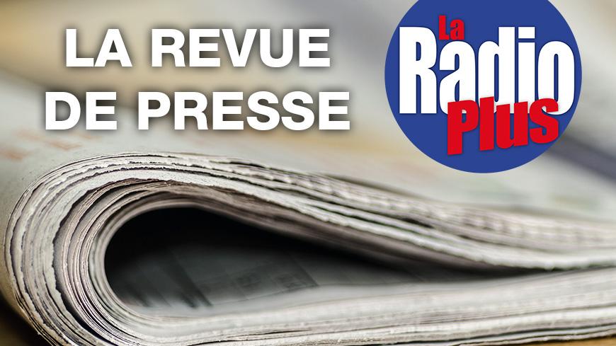 12.01.18 La revue de presse par N. Marin