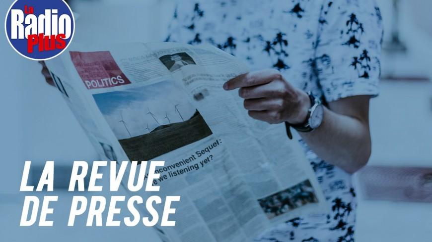 16.04.19 La revue de presse par M. Bienvenot