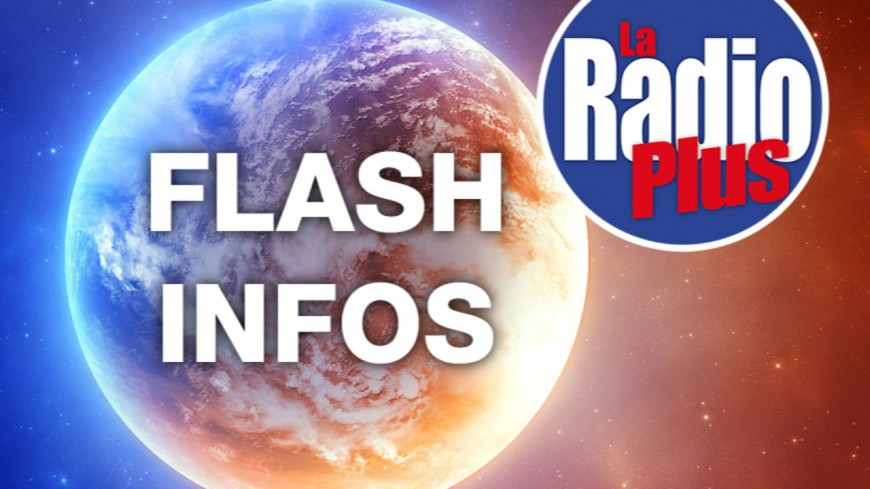 12.06.19 Flash Info 8H - M. Bienvenot