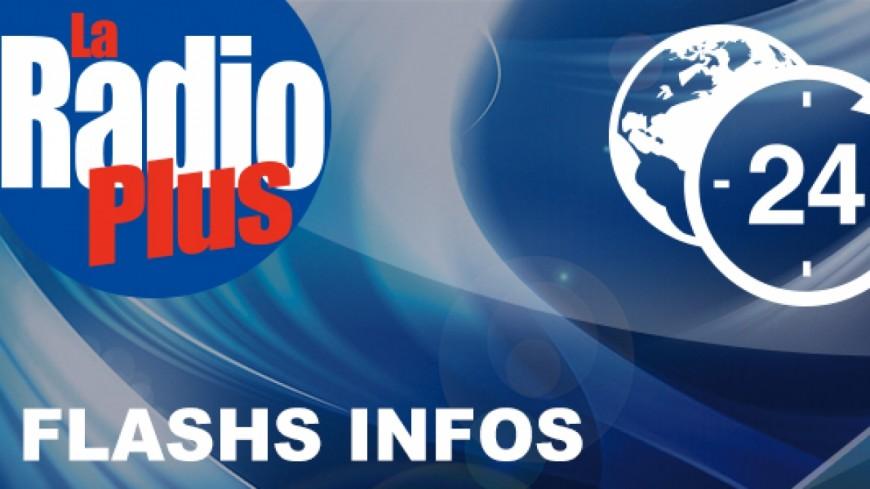 Flash Info 11.09.17 7h Nicolas Marin