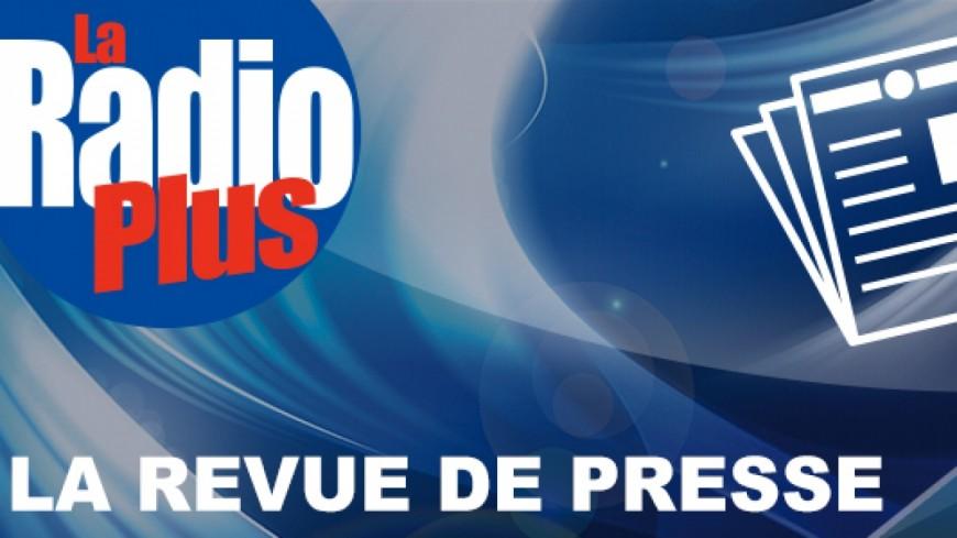 Revue de presse du 13.09.17 Nicolas Marin