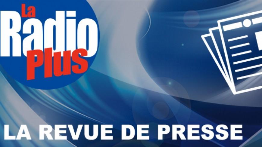 Revue de presse du 13.10.17 Nicolas Marin
