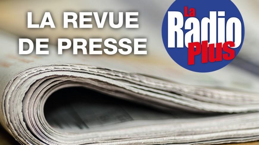 16.05.18 La revue de presse par N. Marin