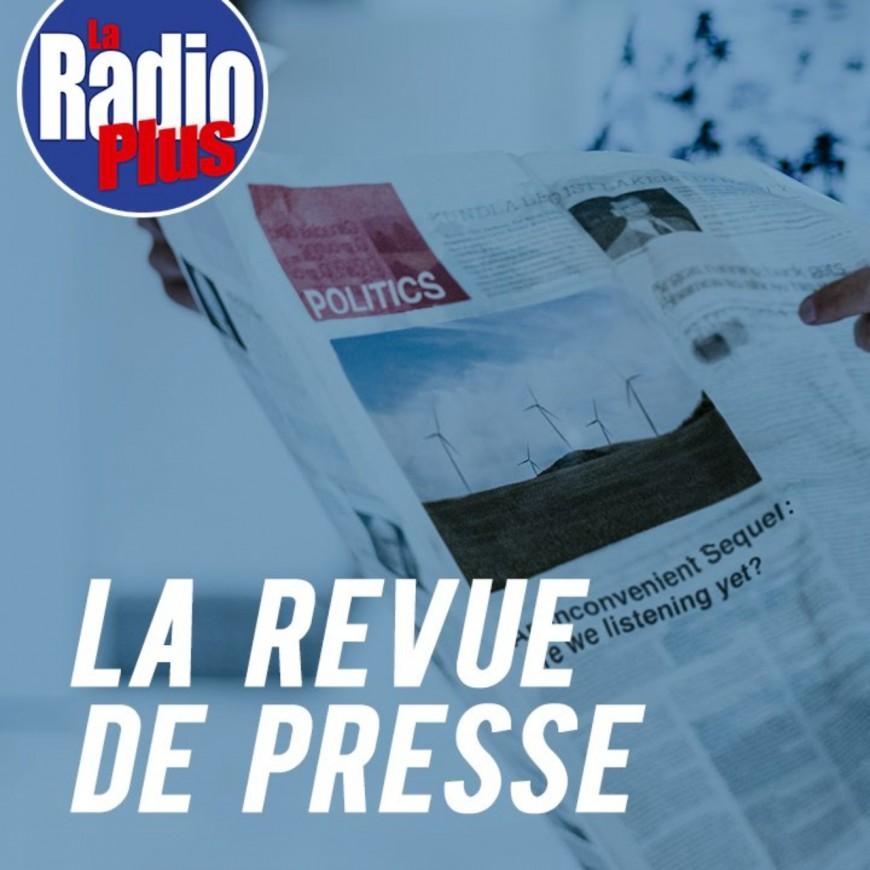 19.02.20 La revue de presse par N. Marin