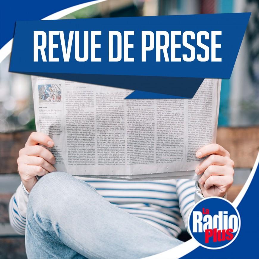 21.04.21 La Revue de Presse - E. Lallier