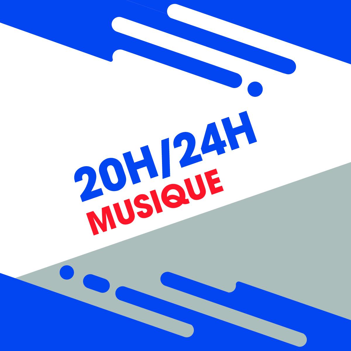 La Radio 20h/00h