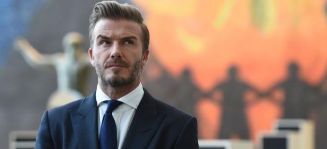 David Beckham : Une infraction qui va lui coûter chère