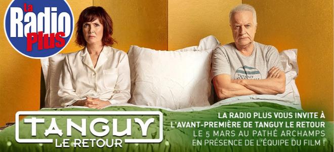 AVP du film Tanguy, le retour au Pathé Archamps