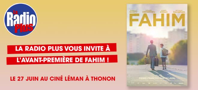 L'AVP de Fahim au Ciné Léman de Thonon!