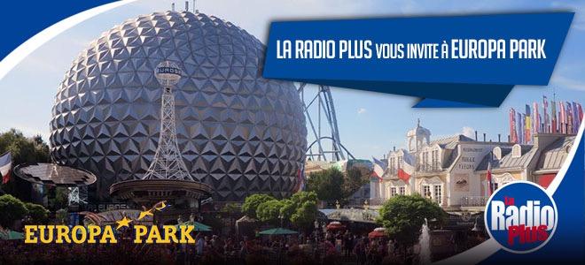 La Radio Plus vous invite à Europa-park !