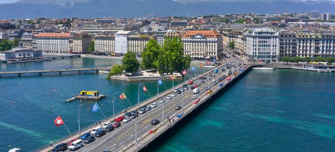 Pas de Sea Bubbles sur le Léman à Genève