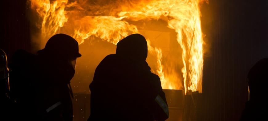 Un incendie s'est déclaré à Publier ce mardi soir
