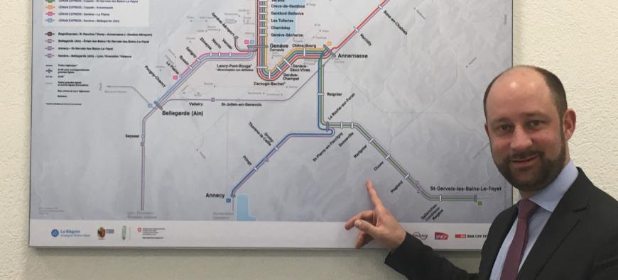 Ferroviaire : on en sait plus sur le calendrier