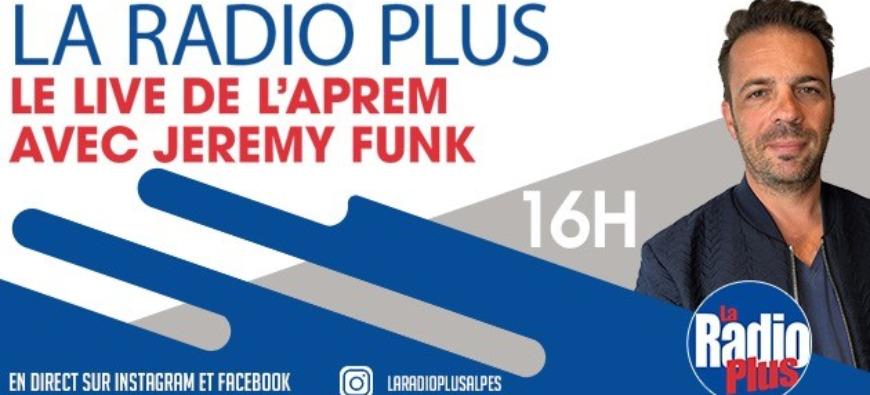 La Radio Plus en live tous les jours à 16H sur Insta et Facebook !