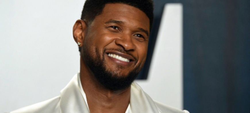 Enfin un nouveau titre pour le chanteur Usher !