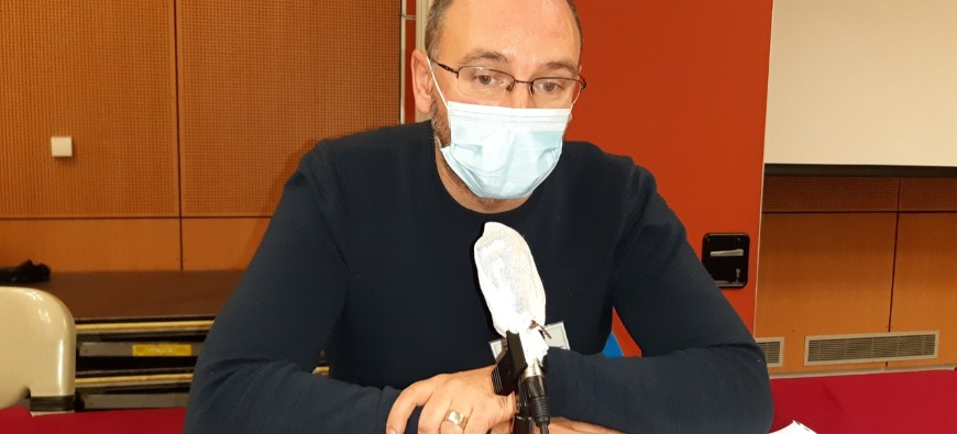Jérôme Chaumontet quitte la présidence de Thonon Côté Centre (Interview)