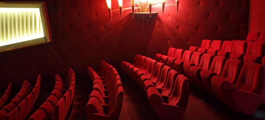 Lausanne : des sièges de ciné en vente !