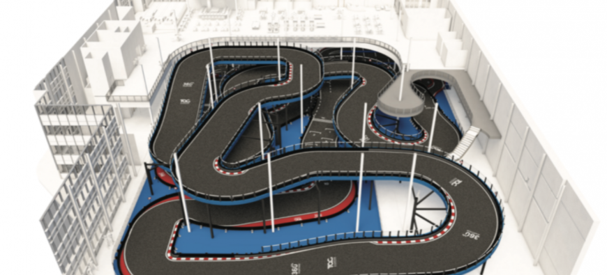 Un circuit Mario Kart sur 3 étages ouvrira ses portes en 2021 ! (vidéo)