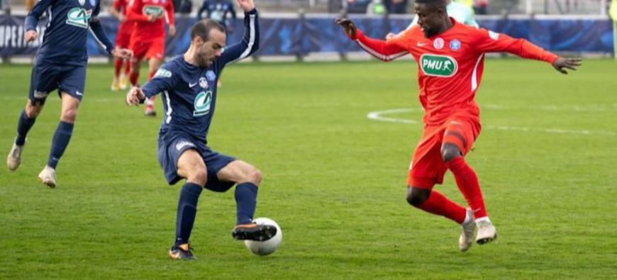 Coupe de France : l'exploit de Rumilly-Vallières