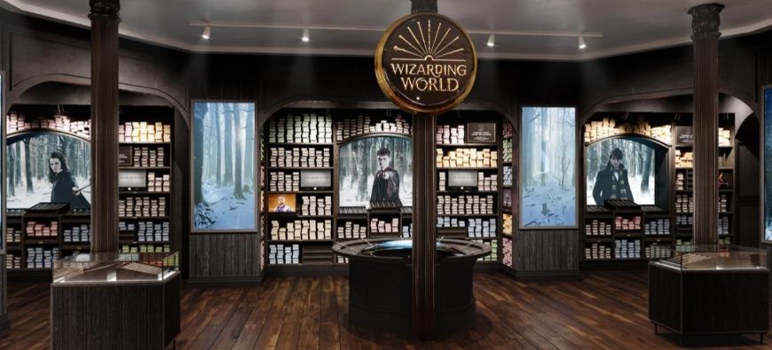 Harry Potter - La première boutique officielle ouvrira le 3 juin !