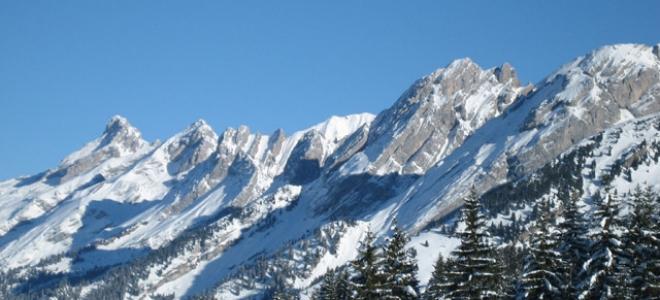 La prudence en montagne recommandée