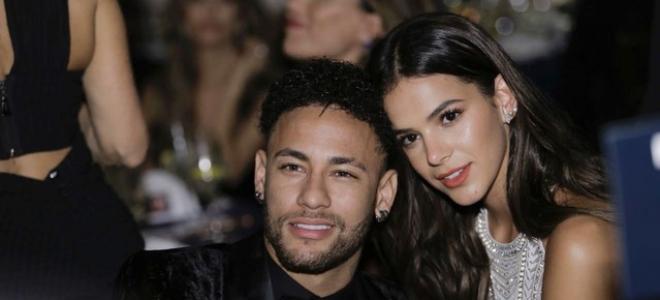 Neymar a quitté le mannequin Bruna Marquezine !