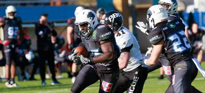 Une nouvelle recrue pour les Black Panthers