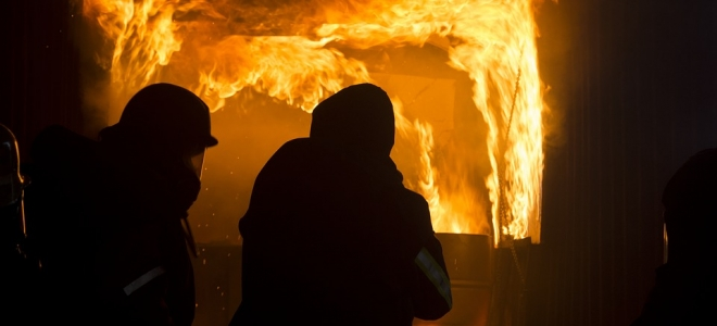 Un incendie à Perrignier ce dimanche