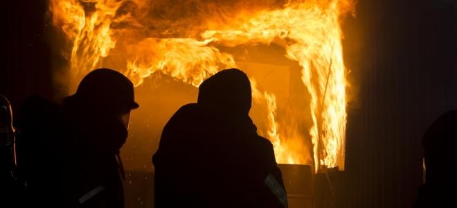Un important incendie au Grand-Bornand