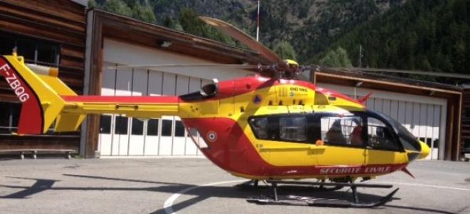 Un randonneur fait une chute mortelle à Chamonix