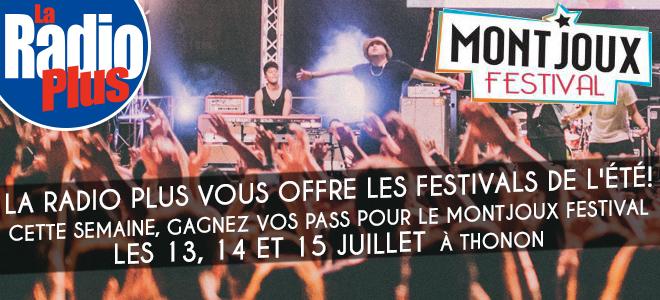 Gagnez vos invitations pour le Montjoux festival