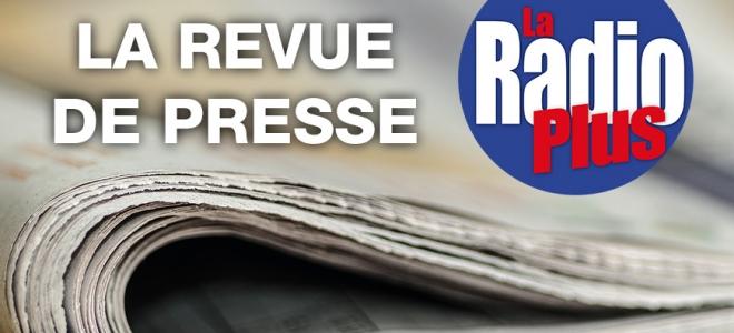 La revue de presse de ce mardi avec Nicolas Marin