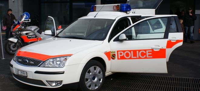 Les policiers genevois pourraient faire grève