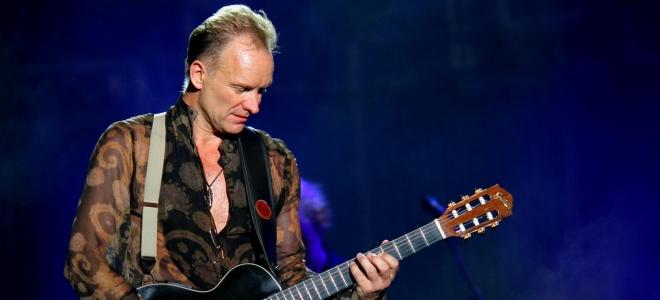 Sting de retour à Saint-Julien l'été prochain !