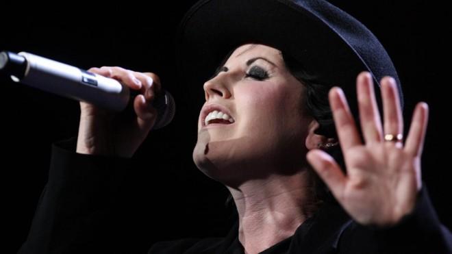 Dolores O'Riordan, la chanteuse des Cranberries, nous a quitté
