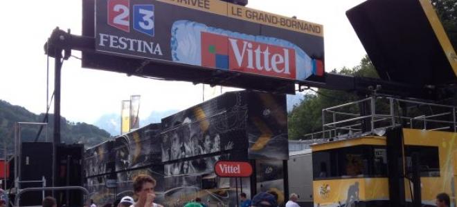 C'est le grand jour pour les fans de cyclisme de la région